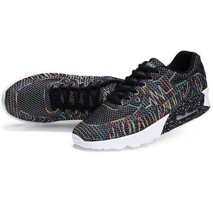 Femme Chaussures Homme Chaussures BasketLoisirs Mode Coussin d'air chaussures