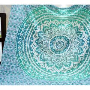 Tapis Mural Mandala Achat Vente Tapis Mural Mandala Pas Cher Cdiscount