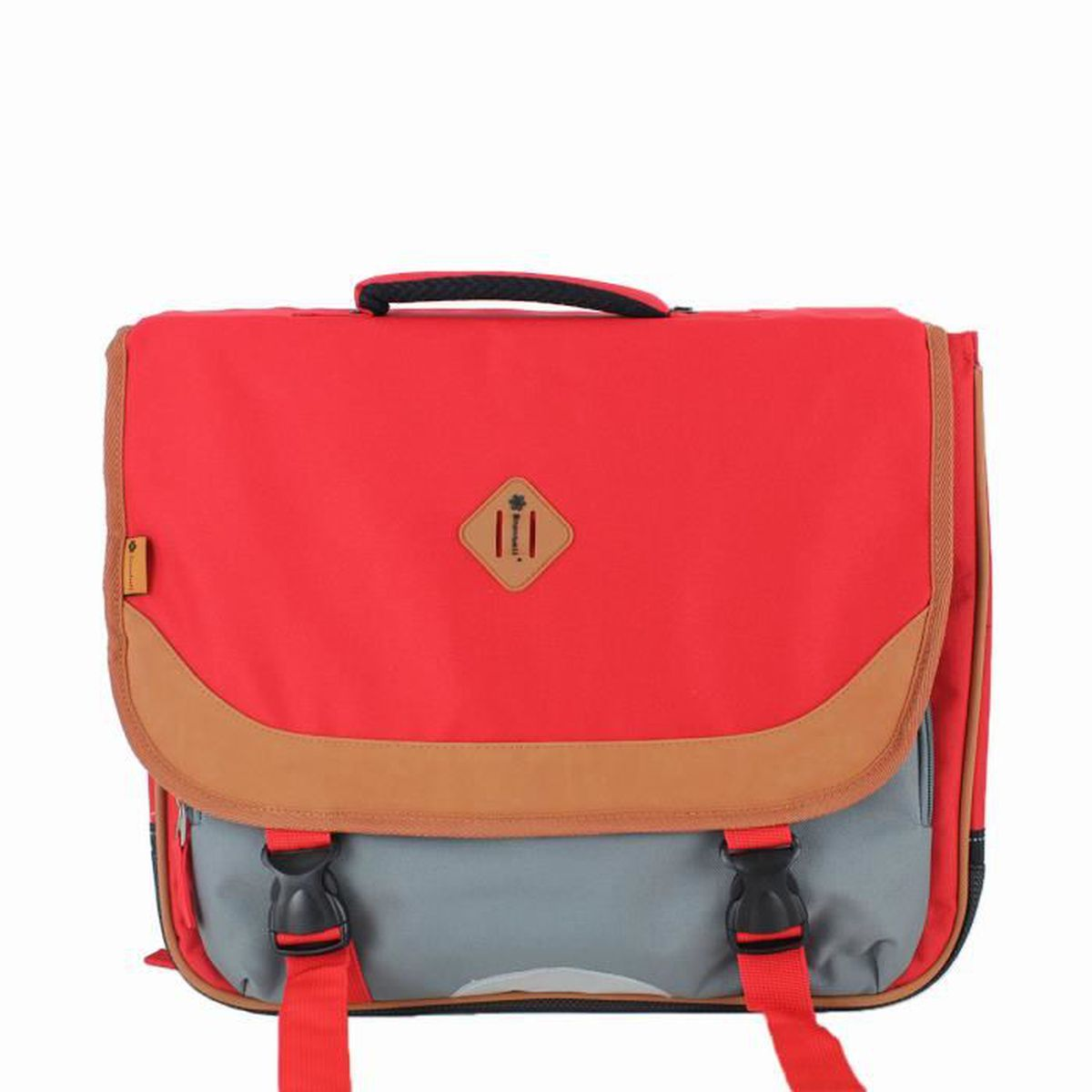 Cartable Snowball 38cm 34 ROUGE