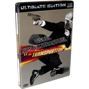 DVD FILM DVD Le transporteur