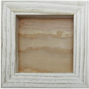 KIT ENCADREMENT Cadre bois brut pour objets et création en relief