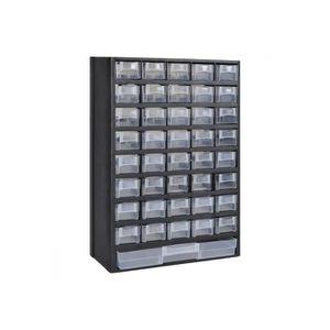 ETABLI - MEUBLE ATELIER Armoire plastique avec petit tiroir