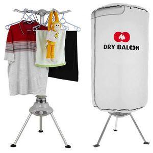 FIL À LINGE - ÉTENDOIR Séchoir à Linge Mobile Dry Balloon