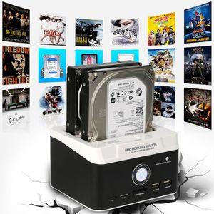 LECTEUR DVD Double lecteur SATAI USB 3.0 2,5 et 3,5 Pilote de