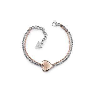 BRACELET - GOURMETTE Guess Bijoux - Bracelet femme - UBB78103 - Double