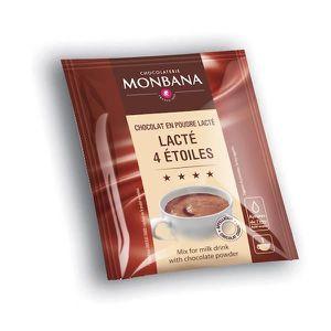 CACAO - CHOCOLAT Chocolat en poudre Monbana Lacté 4 Étoiles