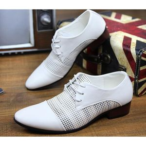 DERBY Hommes d'affaires chaussures derby