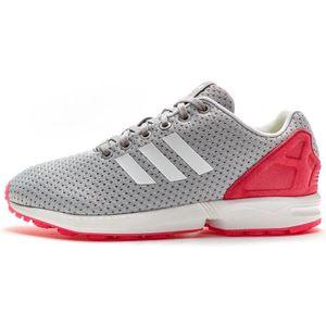Gris Originals Rouge Chaussures Zx Baskets Et Flux Adidas Femme 1wqYYT