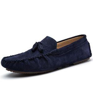 Chaussures En Toile Hommes Basses Quatre Saisons Populaire BYLG-XZ114Bleu39 d0IV8W