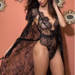BODY Mode féminine sexy dos nu Ceinture Bow col en V Bo