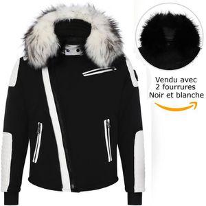 1cdbbd690bcc Doudoune noir homme - Achat   Vente Doudoune noir Homme pas cher ...