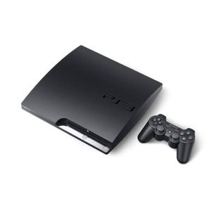 CONSOLE PS3 PS3 250Go + Jeu GTA 5 + GHOSTS OFFERTS