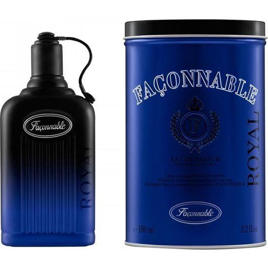 Parfum Hommes Eau De 100ml Royal Façonnable lcTJ1FK