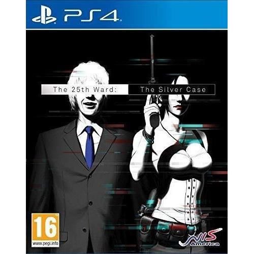 JEU PS4 The 25th Ward: The Silver Case Jeu PS4