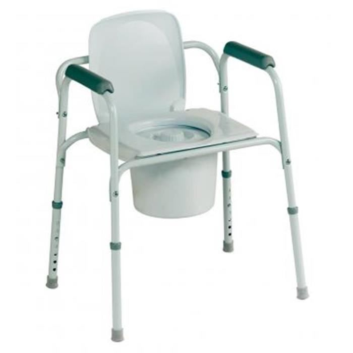 Chaise De Toilette Reglable