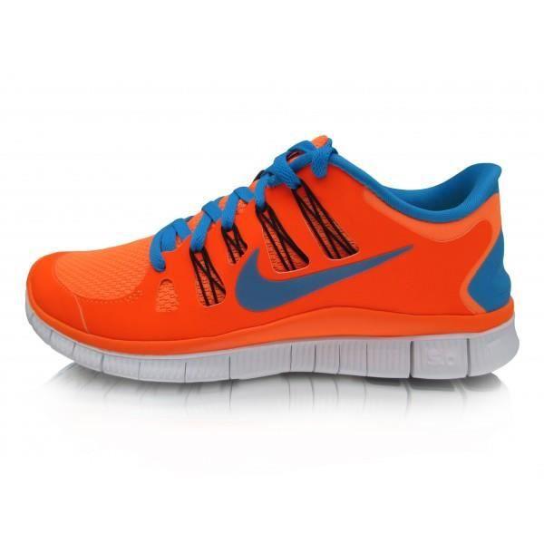 hot sale online 73587 4531c CHAUSSURES DE RANDONNÉE Chaussure Course à pied, Nike Free 5.0+