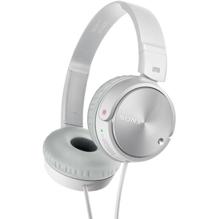 Sony Mdrzx110na Casque Audio Reducteur De Bruit Actif Supra