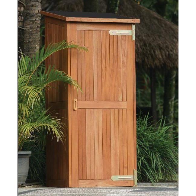 Emejing armoire de jardin pvc occasion gallery design - Armoire de jardin en bois ...