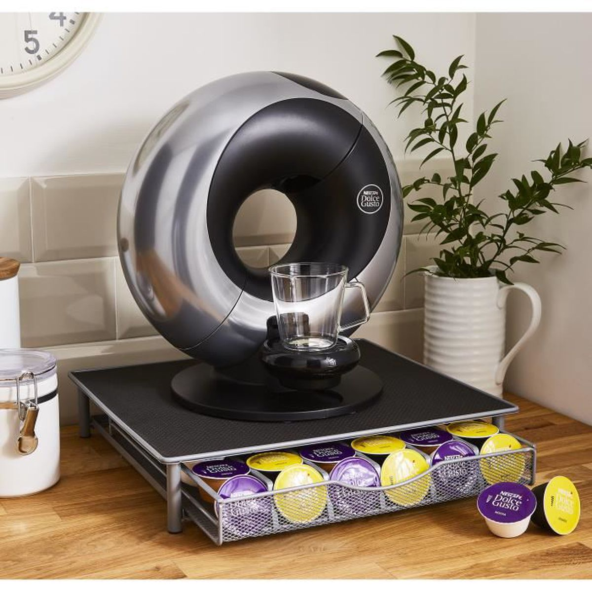 dolce gusto the achat vente pas cher. Black Bedroom Furniture Sets. Home Design Ideas