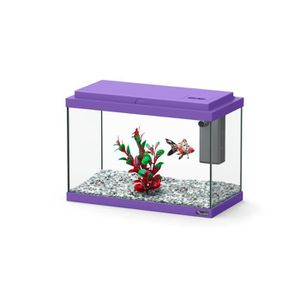 AQUARIUM Aquarium Funny Fish 30 Aquatlantis Violet
