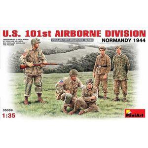 KIT MODÉLISME Miniart Echelle 1?: 35 Cm Nous 101st Airborne Divi