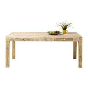 TABLE À MANGER SEULE Table Puro Plain 180x90 cm Kare Design