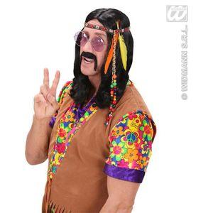 Deguisement lunette ronde hippie - Achat   Vente jeux et jouets pas ... 9b137b12a2a2