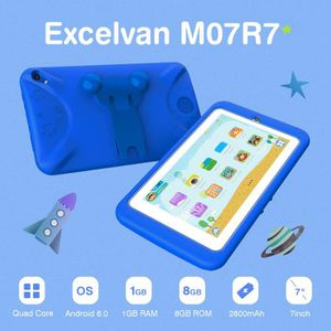 """TABLETTE TACTILE Tablette Tactile Excelvan Android 6.0 10.1"""" 1920*1"""