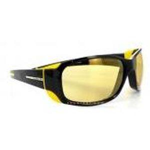 Lunettes Julbo - Montebianco (Noir et Jaune) Noir, jaune - Achat ... 612196874c70