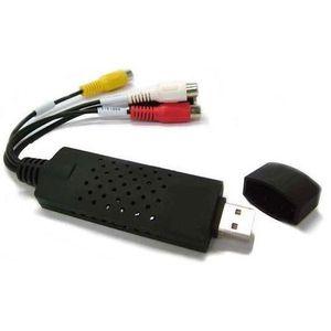 REPARTITEUR TV Convertisseur Movttek® Enregistreur audio-vidéo ve
