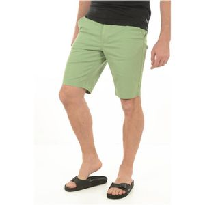 Bermuda chino stretch Graham -JACK   JONES Vert Homme Vert Vert ... 3f8c8ad5610e