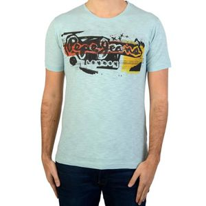 T-shirt Pepe jeans homme - Achat   Vente T-shirt Pepe jeans Homme ... 2261e5e6c280