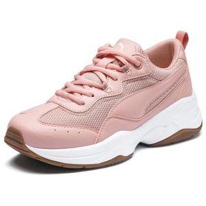 Présente CiliaLa Baskets Nouvelle De Silhouette Chaussures Femme Puma Qui Parle Une Épaisse ConfortStyle Mode Entraîneuse Cilia n0Nv8wm