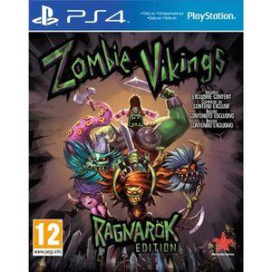 JEU PS4 Zombie Vikings