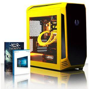 UNITÉ CENTRALE  VIBOX Apache 9.51 PC Gamer Ordinateur avec War Thu