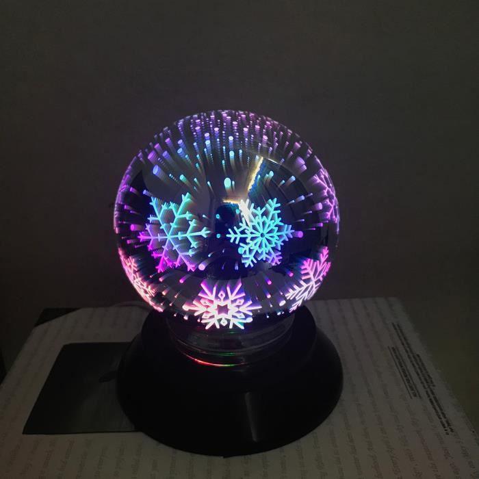 Créative Lsp80913329 Couverture 812 Verre Décoration En Led 3d Magiques Étoilé Lumières Coloré RwqA8pqn