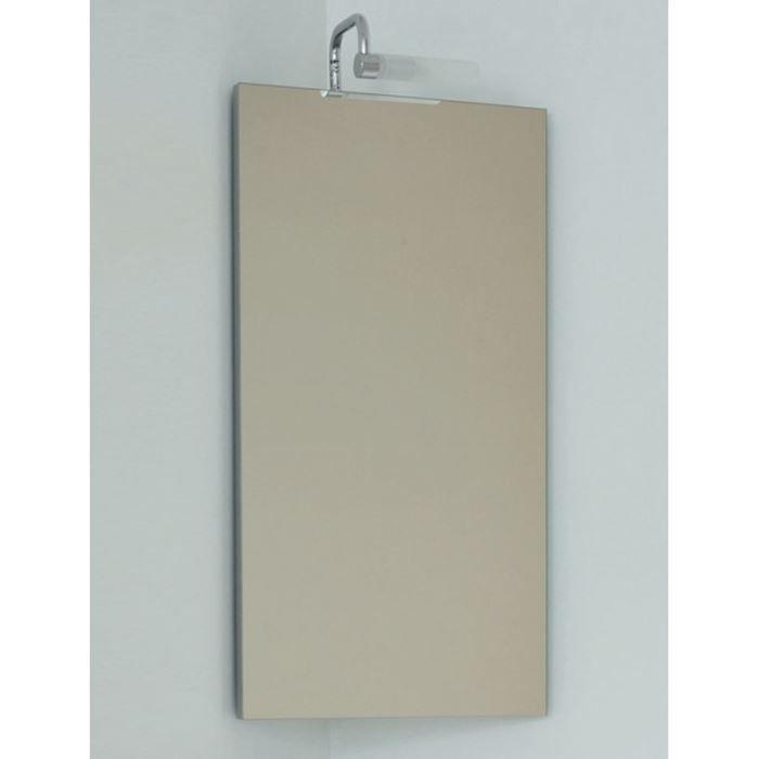 armoire d 39 angle avec miroir suspendre r ver achat. Black Bedroom Furniture Sets. Home Design Ideas