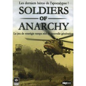 JEU PC Soldiers of Anarchy - PC -  VF