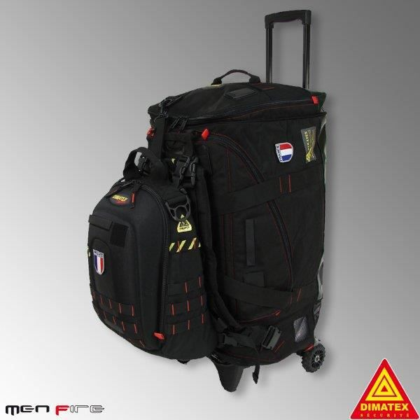 1098381fe1 Pack Mission Barack - Matt - Trolley - Dimatex - Achat / Vente sac à ...