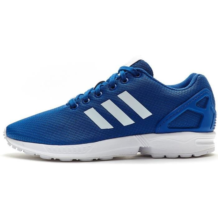 adidas torsion zx flux bleu