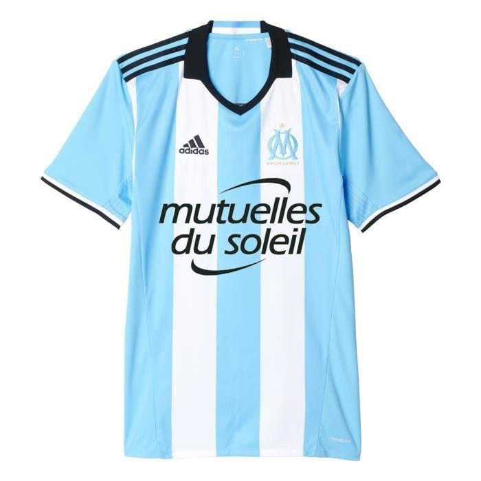 Maillot Extérieur Olympique de Marseille noir