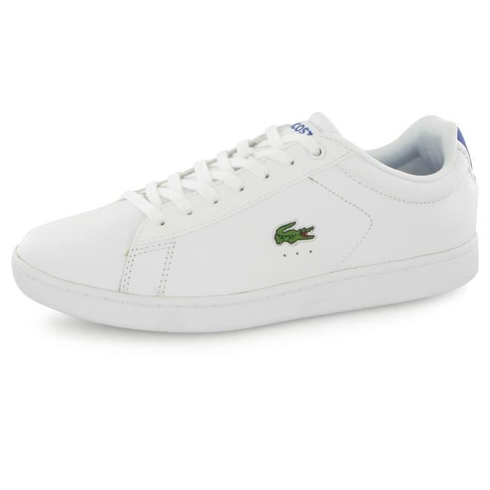 Lacoste Carnaby Evo S216 , baskets mode homme