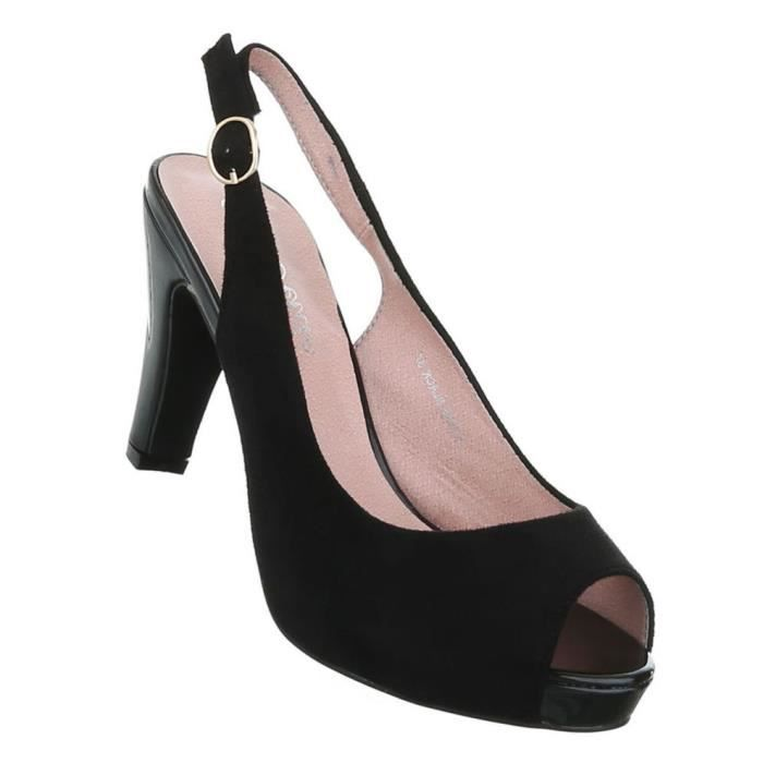 Chaussures femmes l'escarpin High Heels Bleu clair 41 KhKEWDbTUW