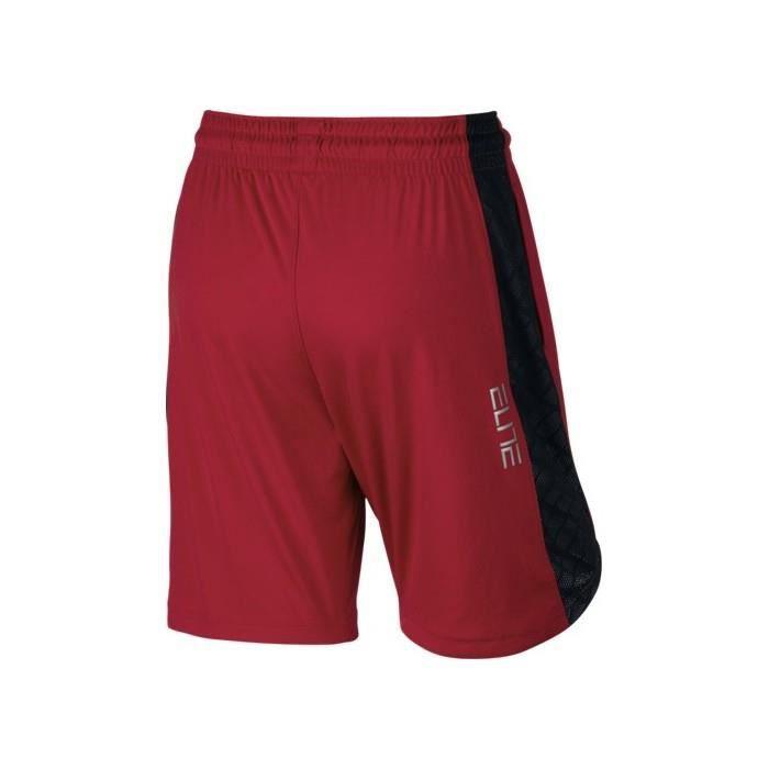 uk cheap sale to buy cute Short de Basketball Nike Elite rouge pour femme - Prix pas ...