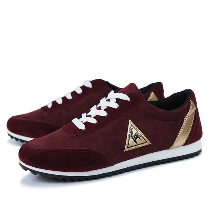 Mode De Suede Sport chaussure Chaussures Ho Marque gWtqSO