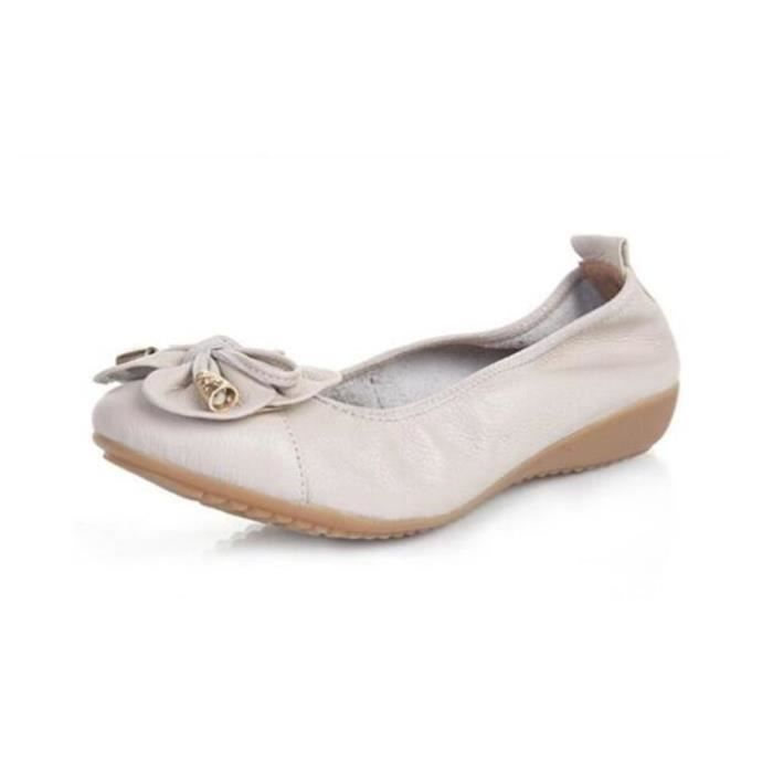 Chaussure Femmes Ultra Confortable Respirant Loafer Femme Plates Ultra Léger Chaussures Marque De Luxe Moccasin Haut Qualité Loafer 5nhCb3p0