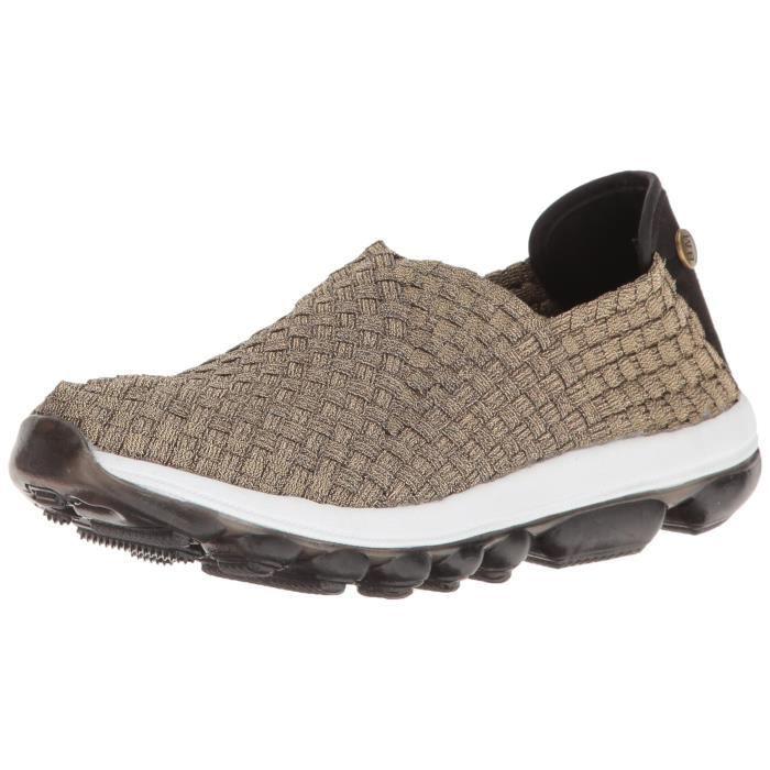 Bernie Mev Chaussures plates pour gemmes en gomme pour femmes Y2IWN