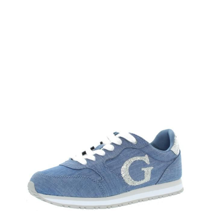 Baskets Guess ref_guess42774 Bleues