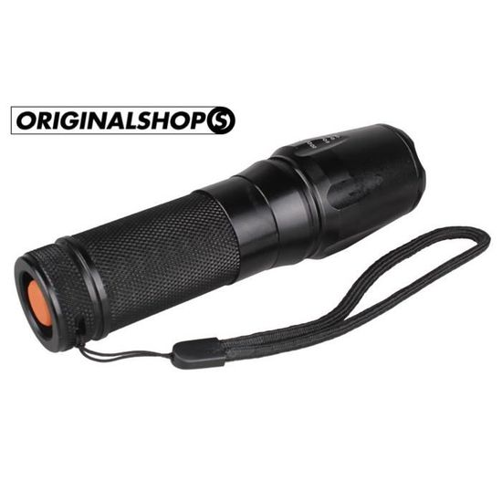 Led Torche Achat 1000 Lumens Cree T6 Lampe Puissante Zoomneuf OkXZwTPiul