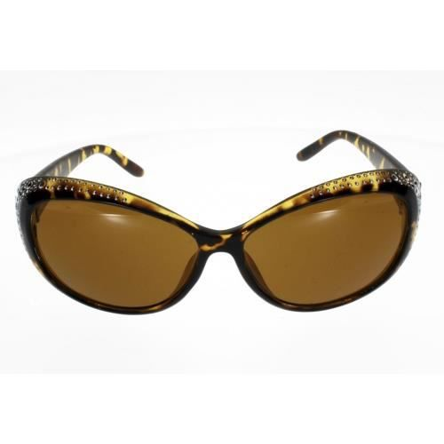 AD SOL 7149 Ecaille avec strass Femme Indice 3